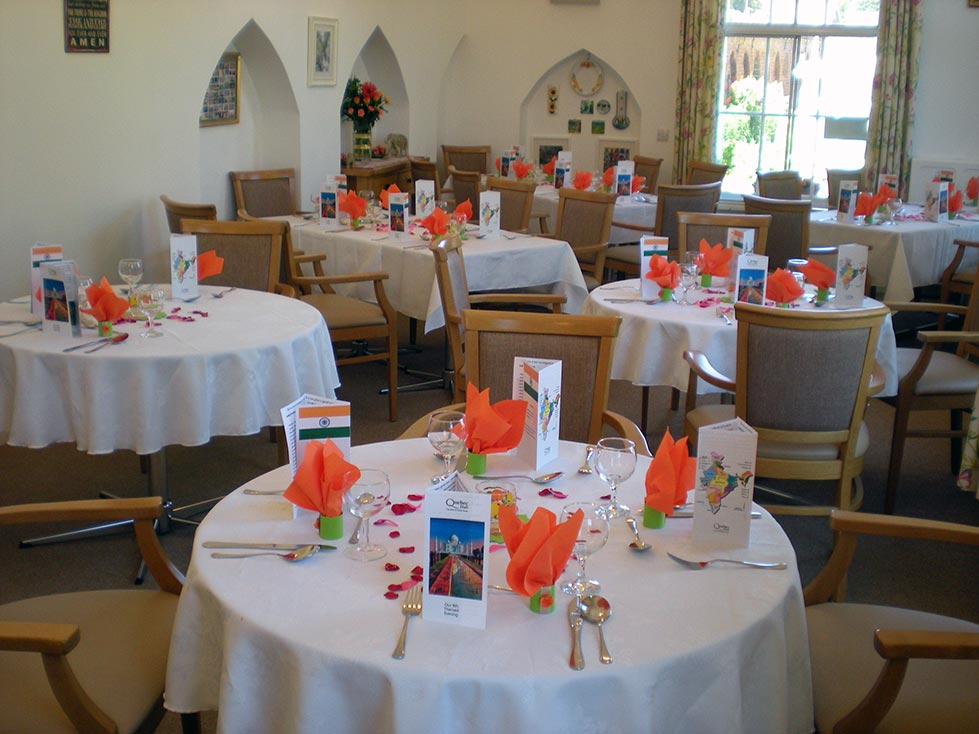 Themed Evening Meal