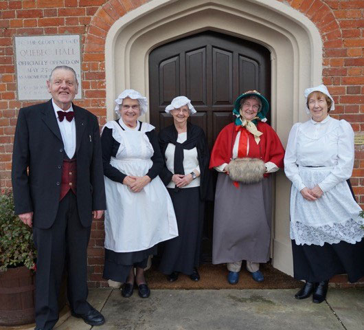 Victorian Carols on Tuesday 1st December