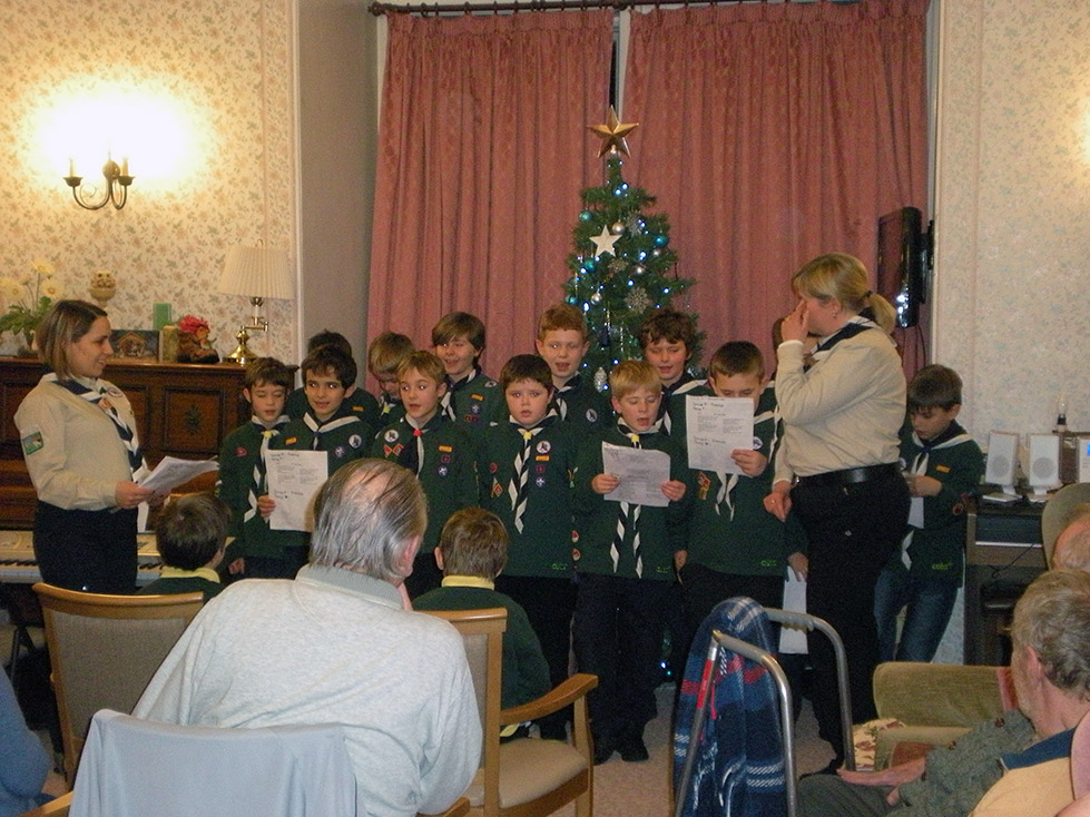 1st William Cowper Cub Packs on Monday 14th December